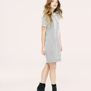 Lou & Grey Windowpane Dress